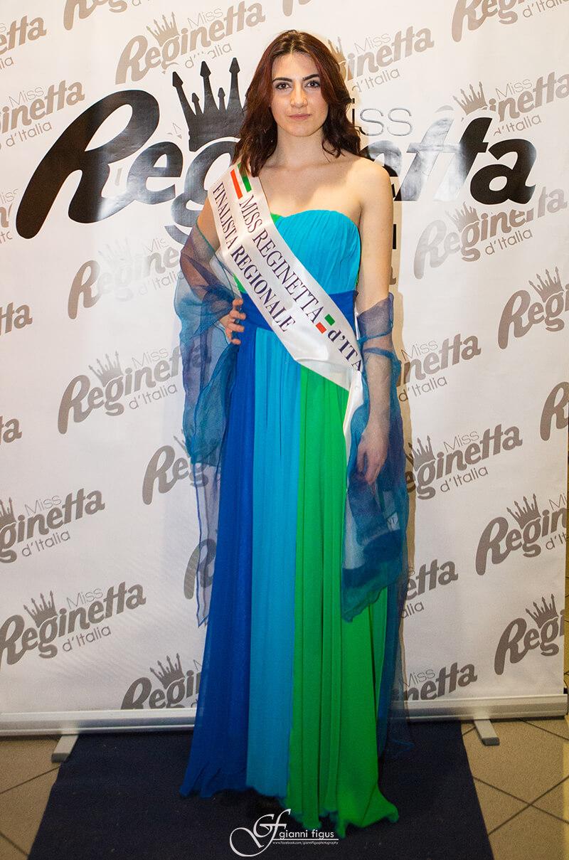 Sardegna 2018 - Miss Reginetta d'Italia